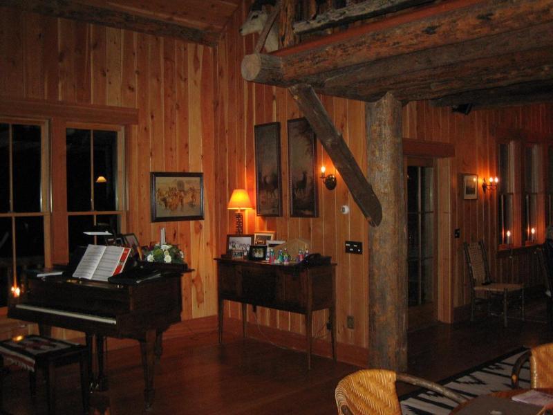 Lodge Great Room Piano