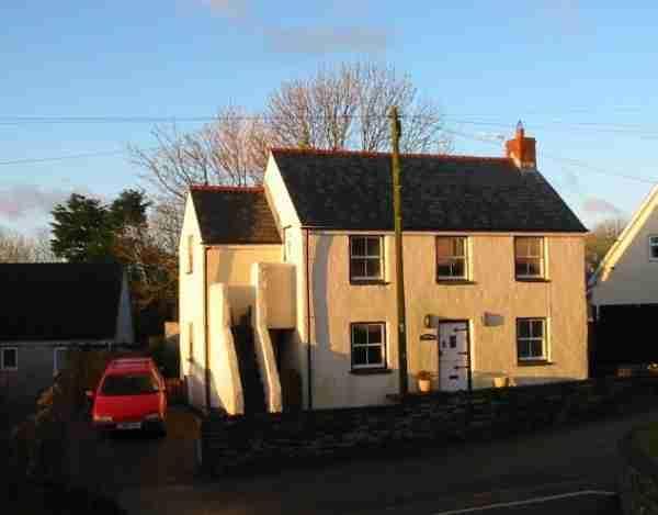 Trefin Cottage, vacation rental in Trefin
