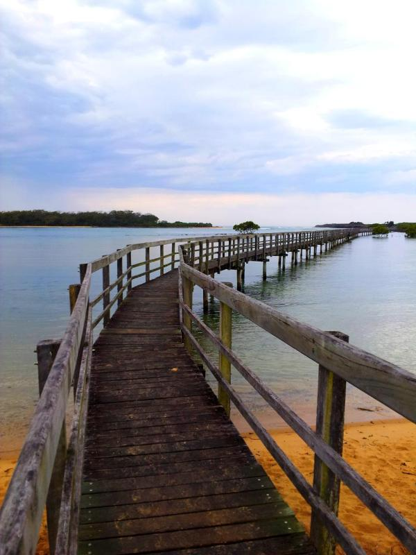 Urunga Board Walk - only a 15 minute drive away