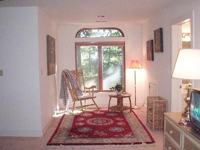 Second Master Bedroom Suite - sitting area