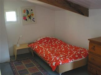Children's annex bedroom