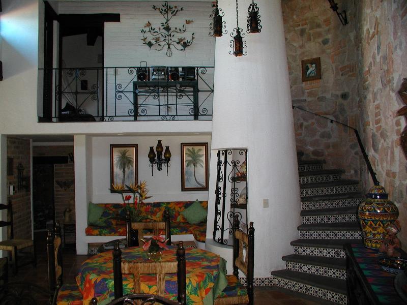Casa Owaissa Traditional Vallarta Style Home