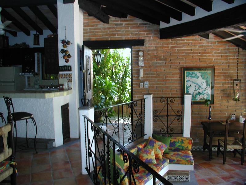 Casa Owaissa casa de estilo tradicional Vallarta