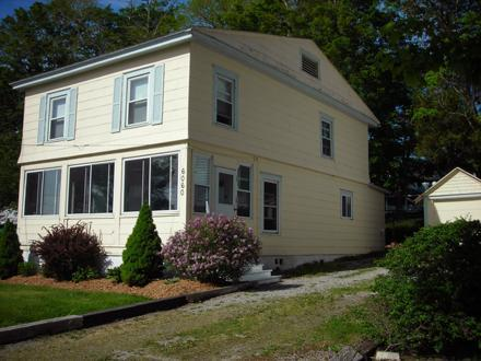 Chautauqua Lake NY rental home at Point Chautauqua, holiday rental in Mayville