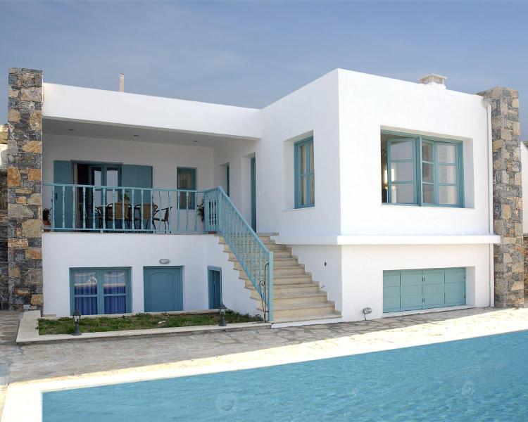 Villa Alkestis, location de vacances à Mokhlos