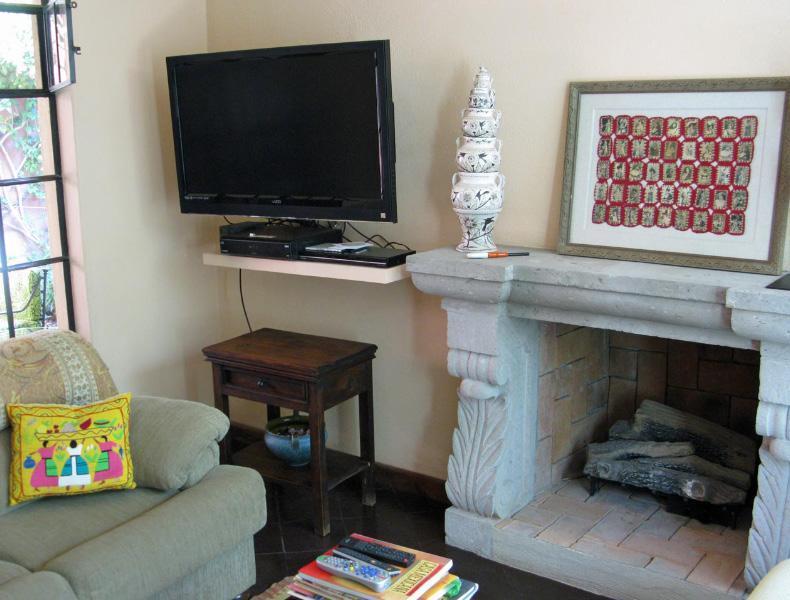 42' Flat Screen TV in Living Room