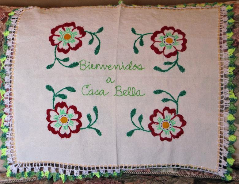 Bienvenidos - Welcome!
