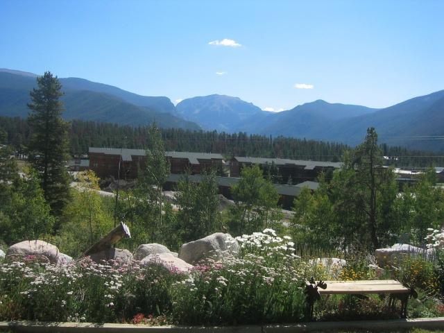 Grandview Villas Condos with Mt. Baldy in Background