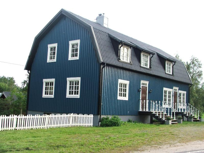 The Old River House High Coast Sweden, holiday rental in Midnight Sun Coast