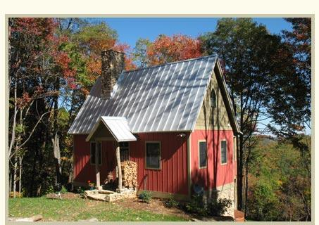 Granpy Aut at On the Windfall Farm - 215 acre retreat, holiday rental in Glade Spring