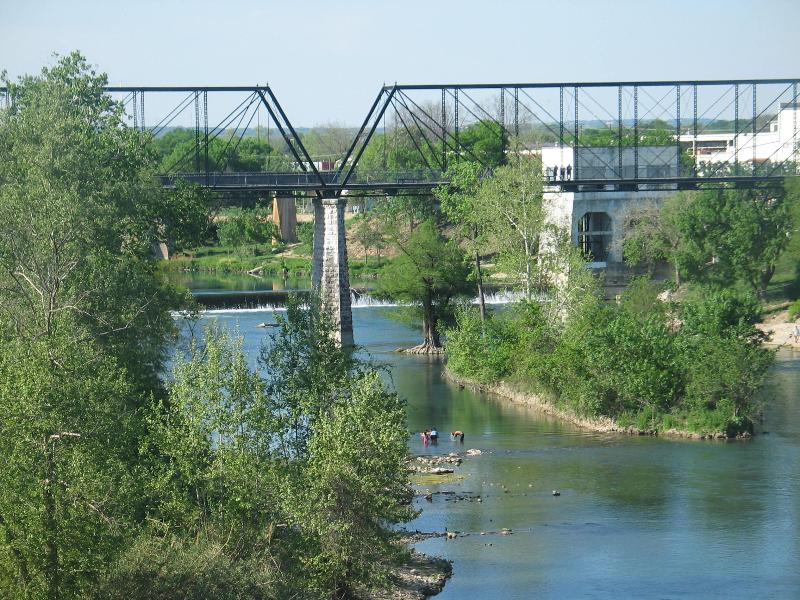 HISTORIC FAUST STREET BRIDGE