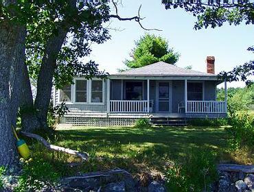 Cottage gris