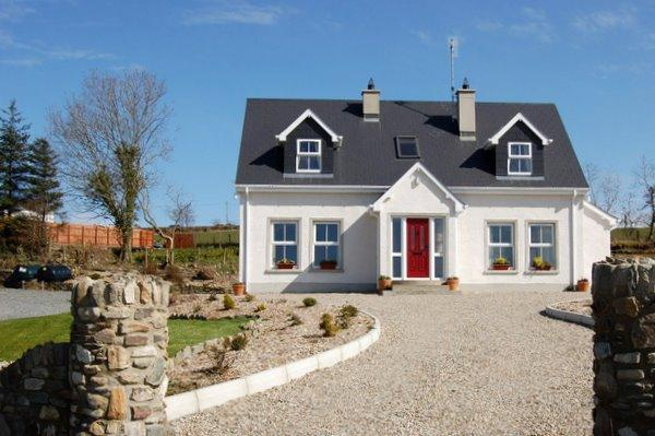 Mountain View, holiday rental in County Donegal