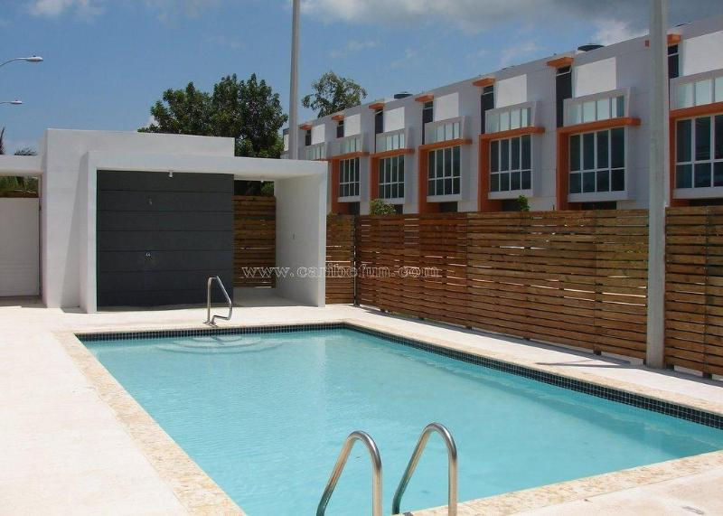 Shared Pool (21 apartments total)