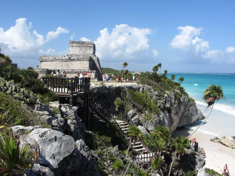Mayan ruins make terrific day trips
