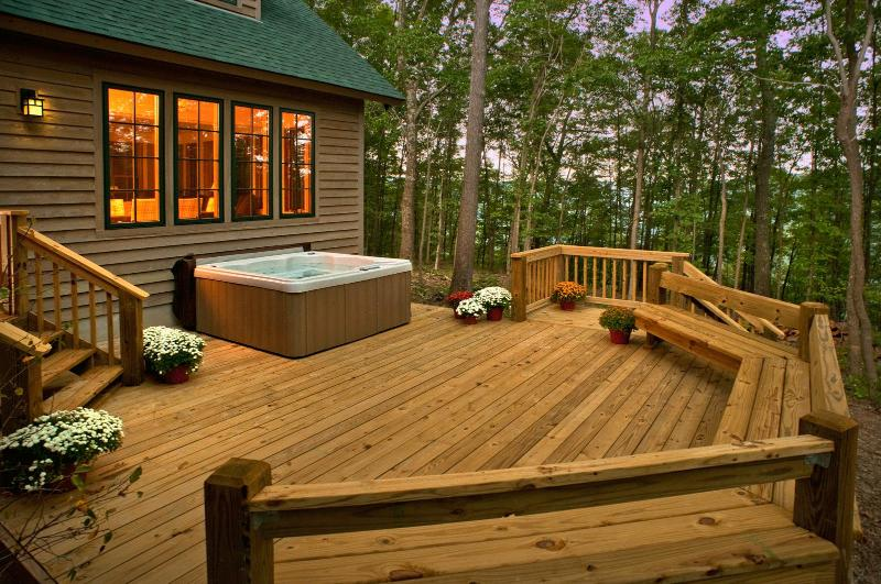 Vacation Home Overlooking New River Gorge Wv Has Central