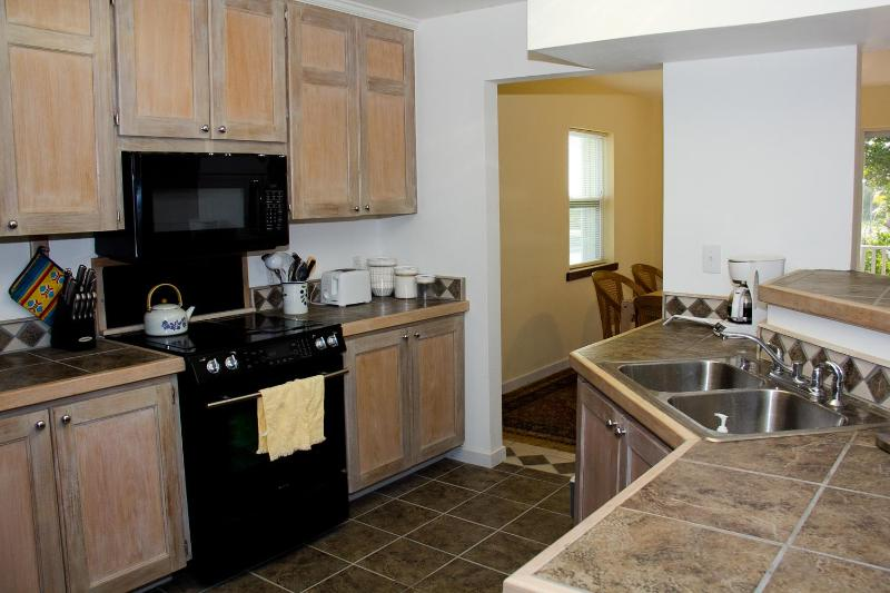 Keuken-volledig uitgerust