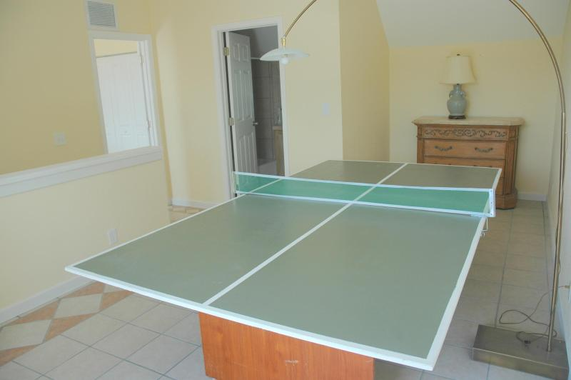 Kamer-w Ping Pong tafel spelen