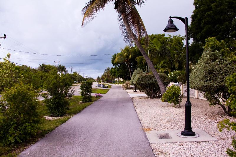 4/10 mijl mooie lopen naar Sombrero strand