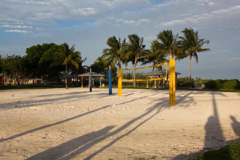 Sombrero Beach Volleyball Courts