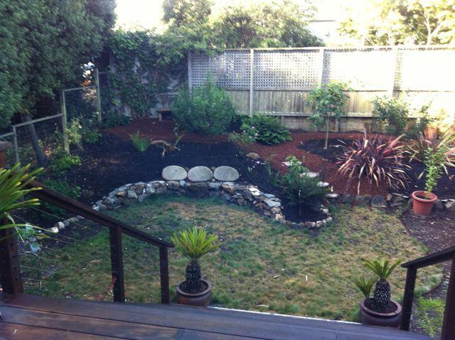 Jardin de terrasse