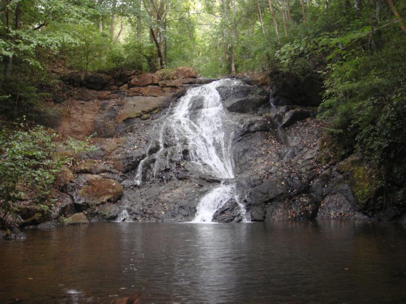 Waterfall - nearby park
