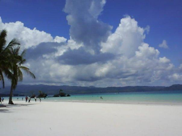 White Beach (3 minutes on foot from Greenpoint)