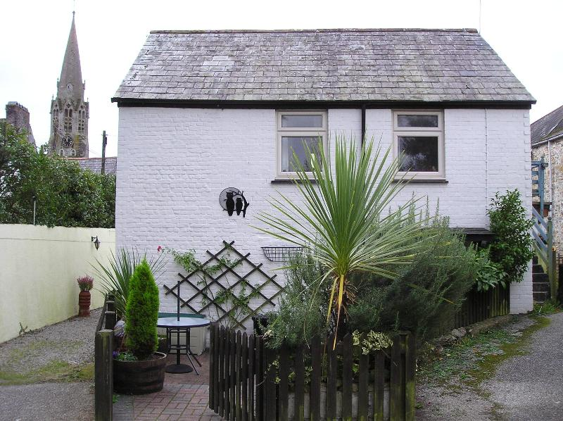 Owl Cottage, holiday rental in Lanivet