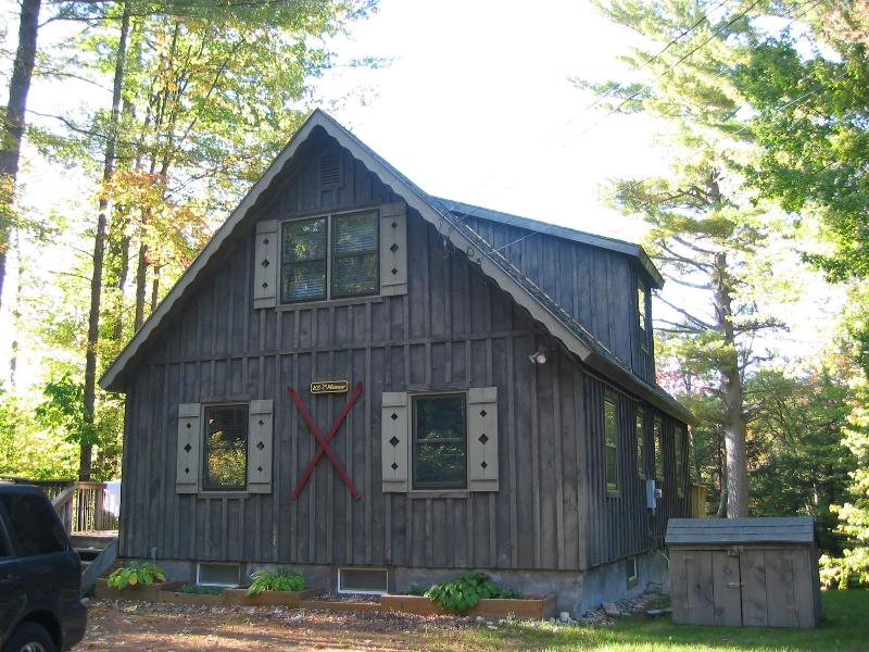 Vermont Country Lake House, vacation rental in Proctorsville