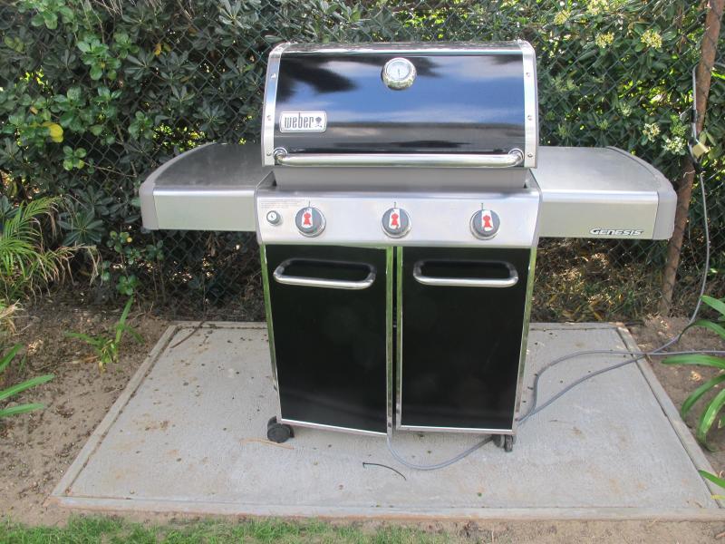 Gemeinsame outdoor-Grill