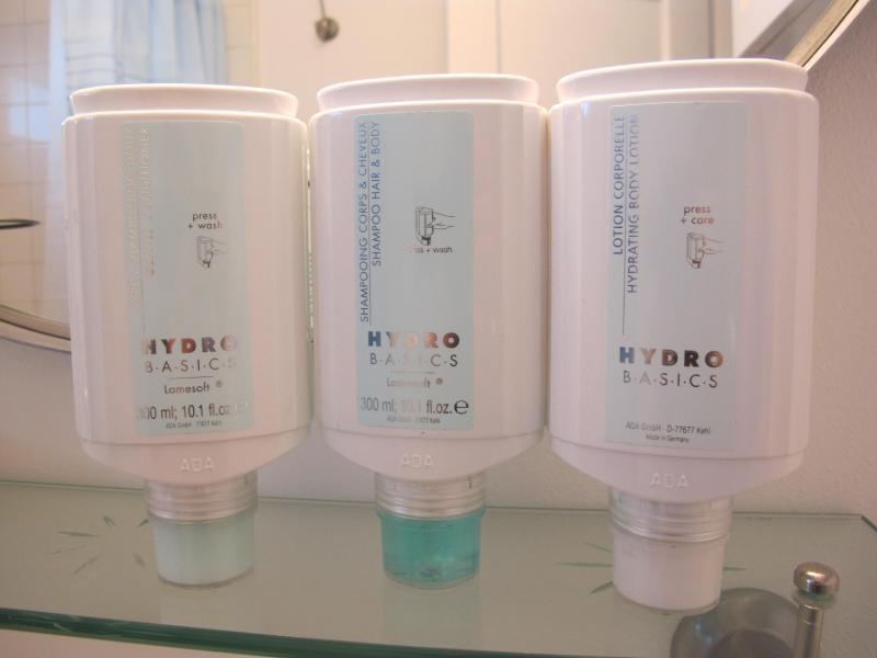 Luxury Bath Products and Villa Blanca