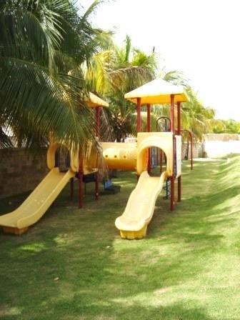 Children play yard