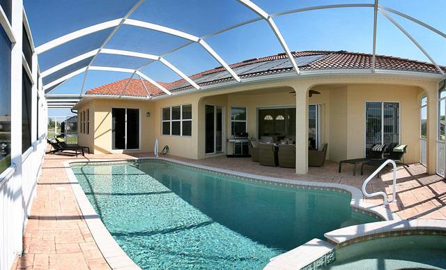 Villa Oasis, aluguéis de temporada em Cape Coral