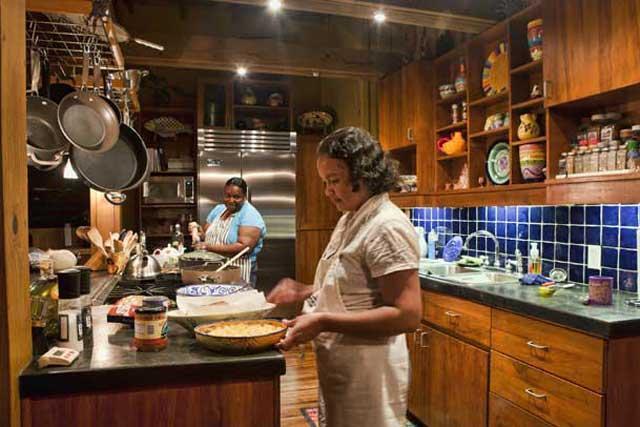 Kock på jobbet i ditt gourmetkök