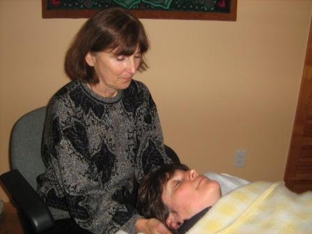 Servicios profesionales en nuestra sala de curación.