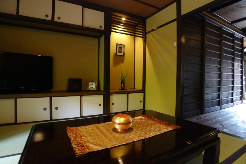 Gion Kyuraku - Traditional Luxury in located Machiya in Gion | Kiyomizu, Kyoto!, location de vacances à Kyoto