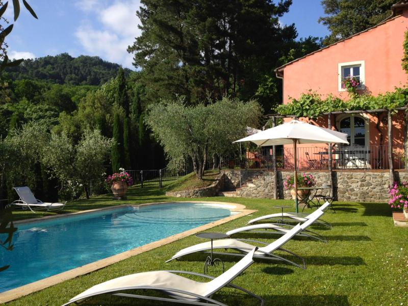 Tuscan Rental at Casa Limoni in Lucca, Italy, vacation rental in Ciciana
