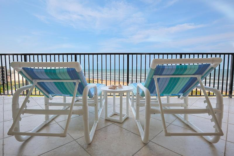 Imagine relaxing on our Beachfront Balcony while enjoying beautiful ocean views.