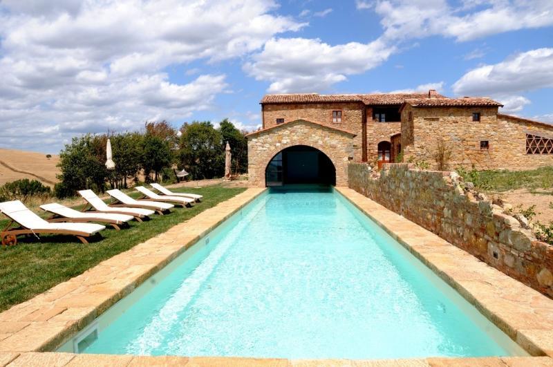 Villa Chiara holiday vacation villa rental italy, tuscany, pienza, holiday vacat, vacation rental in Pienza