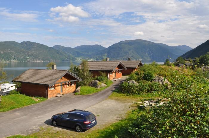 Kyrping Camping. Cabin type 5., vacation rental in Vindafjord Municipality