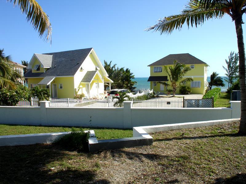 Oceanfront Villa + Cottage