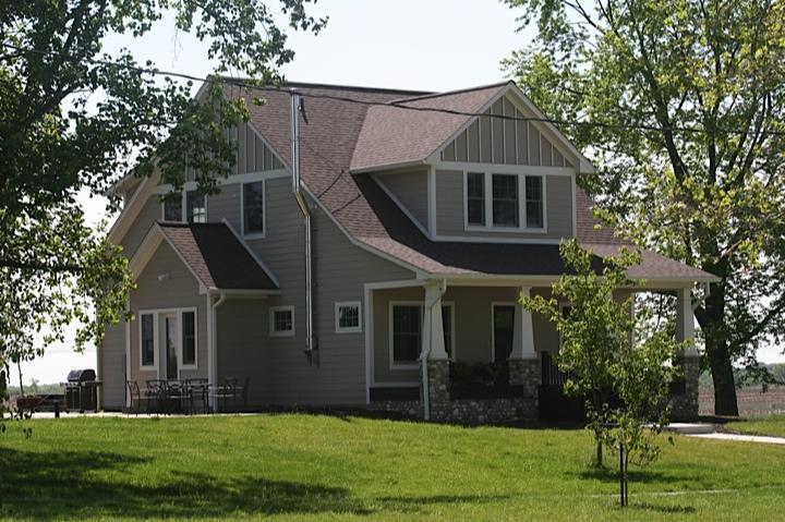 Tyner Pond Farmhouse