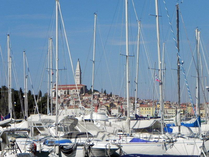 Rovinj, the most beautiful place in Istria