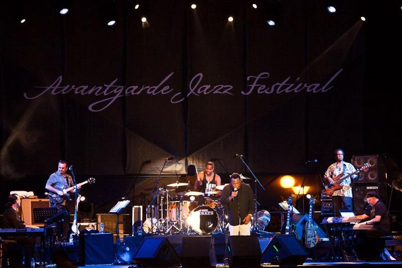 Avantgarde Jazz Festival est l'événement musical ultime avec le concept unique.