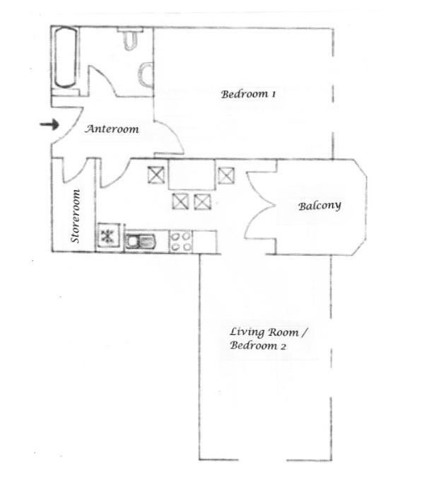 Arrangement of Rooms