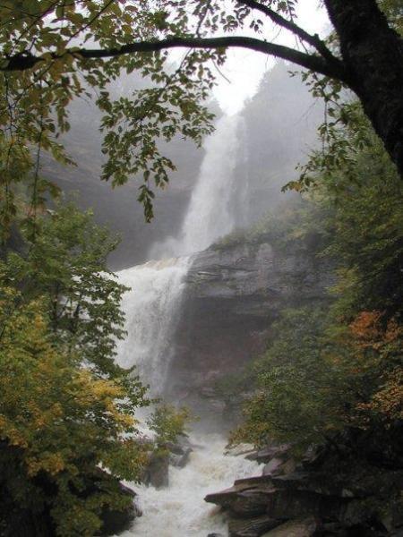Katerskill Falls - beautiful hike