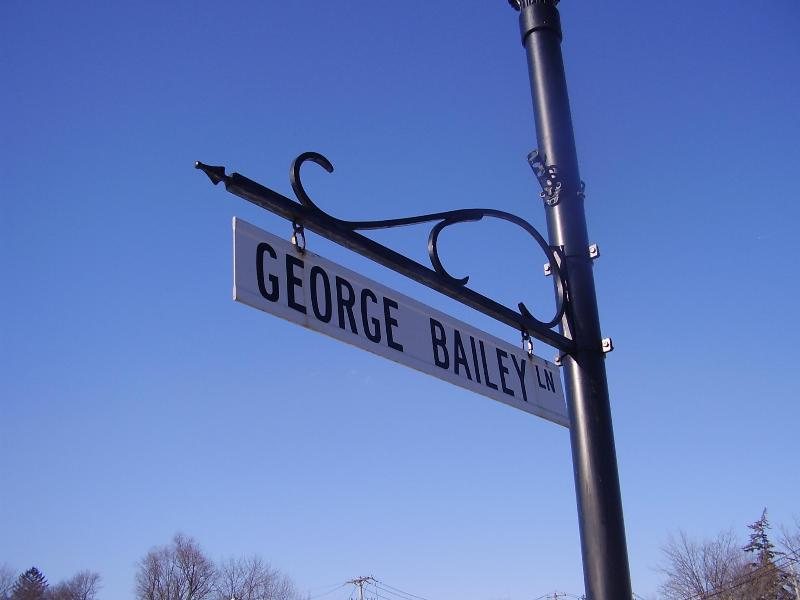Nearby Seneca Falls NY is the 'Real Bedford Falls' of It's a Wonderful Life fame
