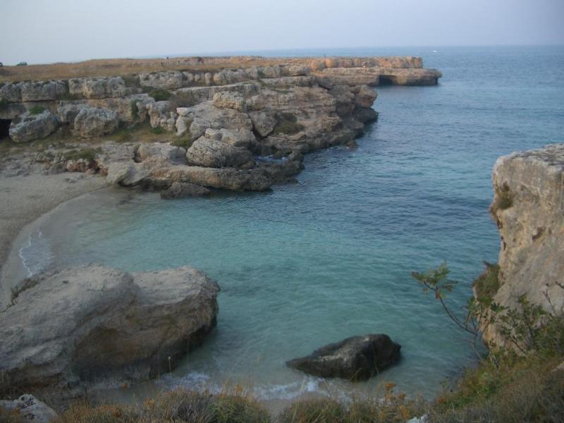 Beach near Conversano-Monopoli