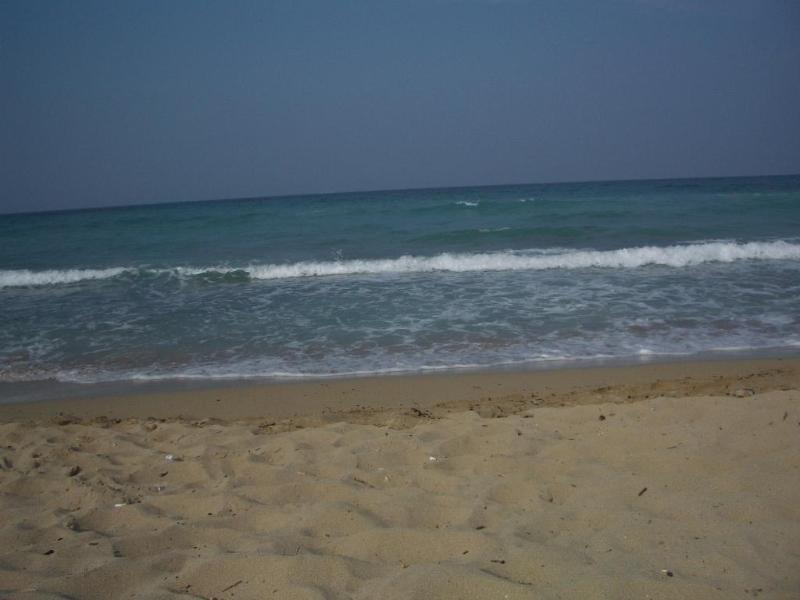 Beach near Conversano-Pilone