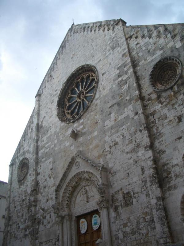 Conversano's cathedral